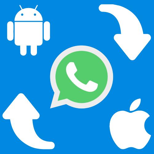 שירות העברת שיחות וואטסאפ מאנדרואיד לאייפון ומאייפון לאנדרואיד